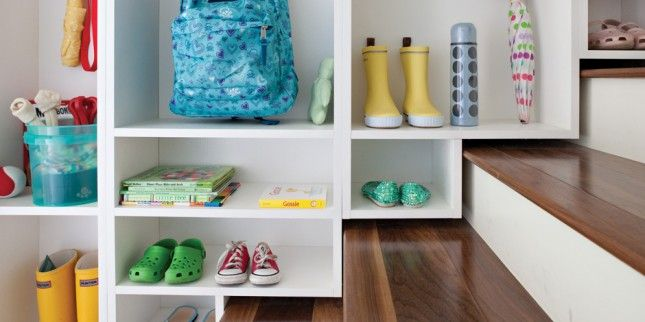 14 Ways to Transform Your Mudroom | Mudroom, Clutter and