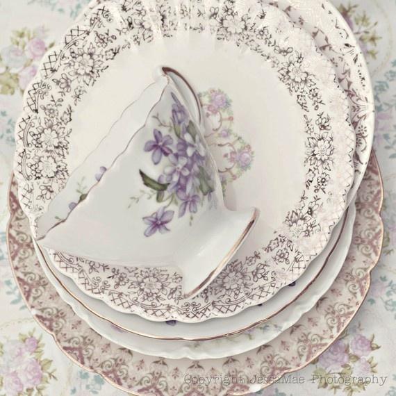 lavender china