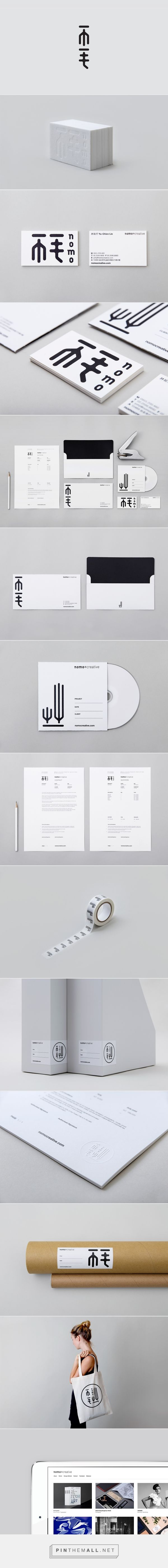 不毛 nomo®creative on Behance - created via http://pinthemall.net