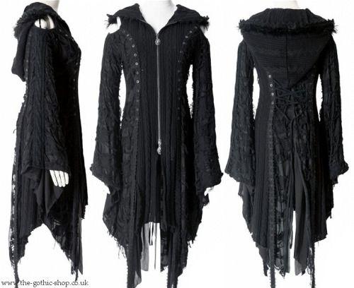 Dark Mori & Strega Fashion