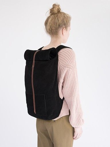 Most #gorgeous #backpack you could wish for - and handmade! Check this out..