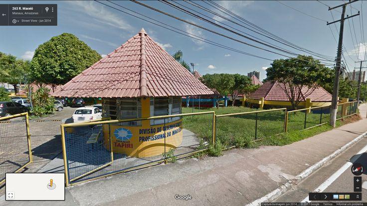 Divisão de Desenvolvimento Profissional do Magistério em Manaus.