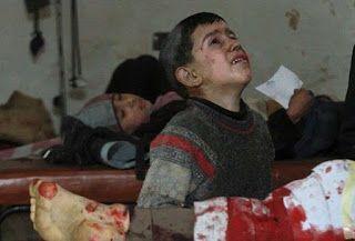 Ahmet Gürbüz Blog: Suriye'de yaşanan savaşın düşündürdükleri.