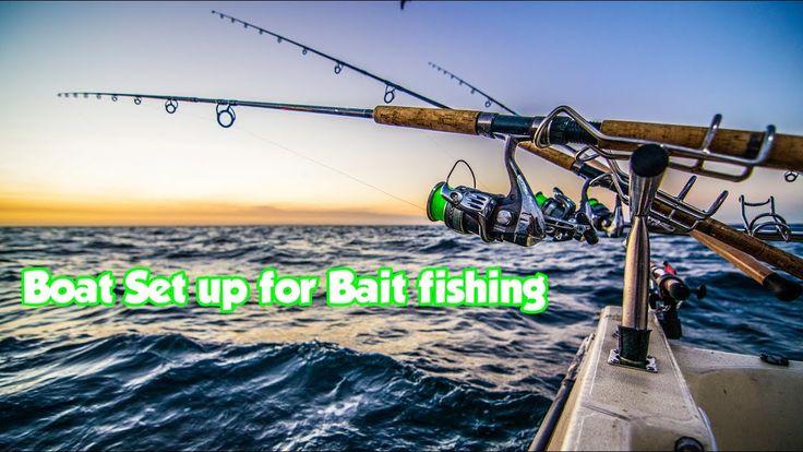 Bait Fishing Boat Set up & Tips Vlog   Anchor Winch & snapper racks