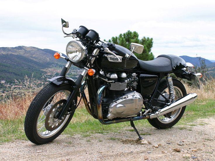 Cafe Racer De 125cc Que Base Elegir Pagina 2 Forocoches Motos Geniales Motos Guapas Motos Personalizadas