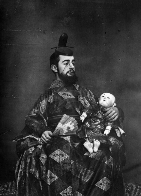 3- J'ai même envisagé une carrière de Shogun!