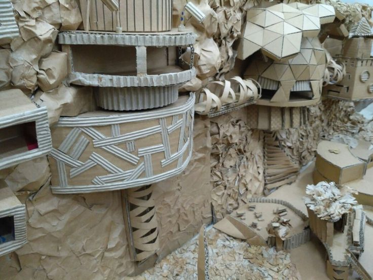 Bunker - Tomorrowland #architecture #tekomars