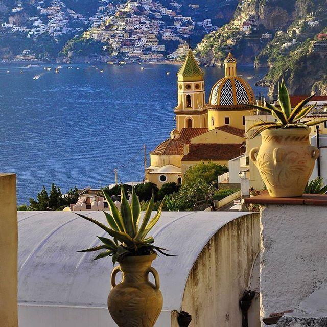 Amalfi Coast, Italy ... by @filiberto.turtu #amalficoast .