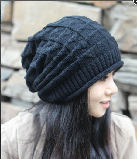 Cute fashion knitted hat