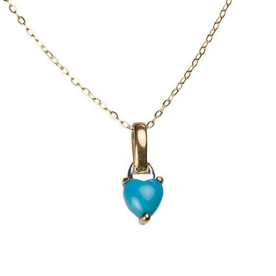 Keep that summer tan glowing with this gorgeous turquoise pendant ☉  #summer…