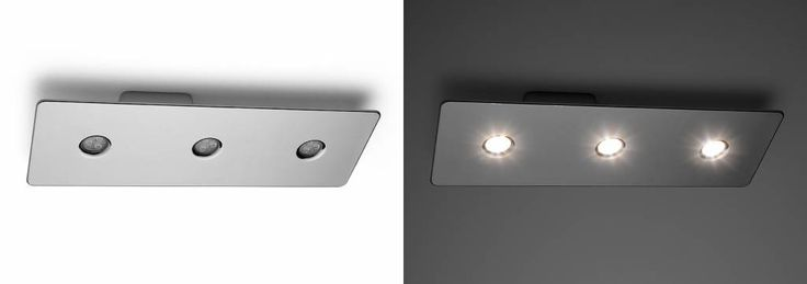 Philips LED Ceiling Light Philips InStyle Magna 316061116