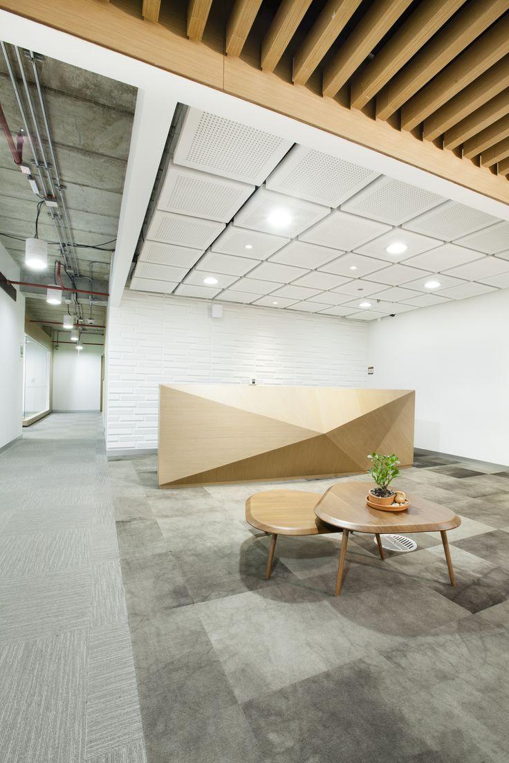 Oficinas Grupo Terranum