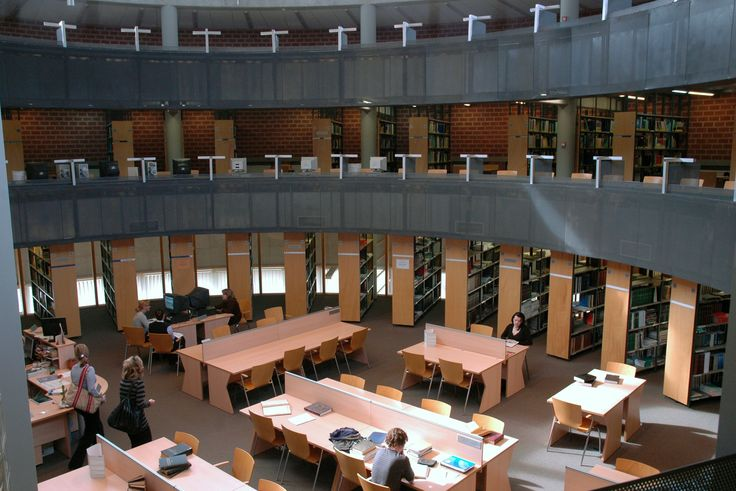 Social Sciences Library #DEENK