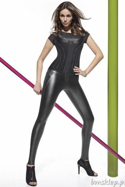 Świetne lateksowe legginsy dla modnych i odważnych kobiet! - perfekcyjne dopasowanie - podkreślają atuty kobiecej figury - w pasie komfortowa #gumka - wygodne #kieszenie - imitacja rozporka - na biodrach szwy optycznie wyszczuplające uda - grubość 200 DEN Skład: 100% #poliester.... #Legginsy - http://bmsklep.pl/legginsy