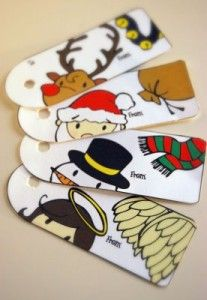 Huge list of Free #Printables for #Christmas Holidays. Gift tags, advent calendars, parties, etc.