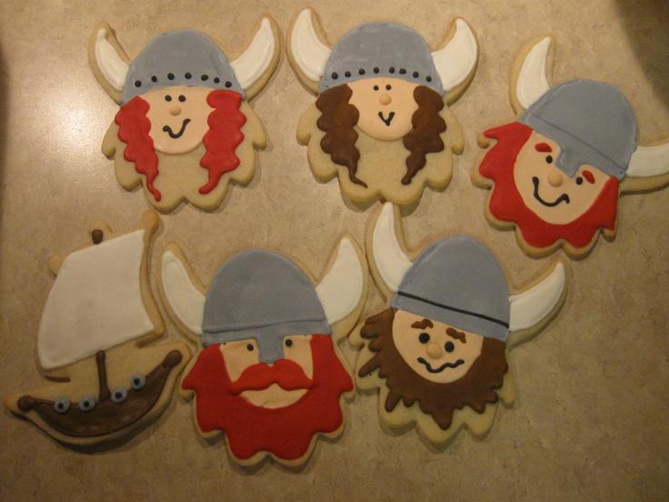 viking cookies.