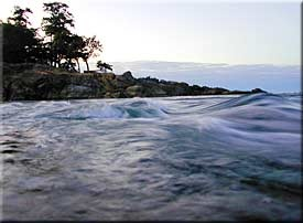 Winter Cove - Saturna Island