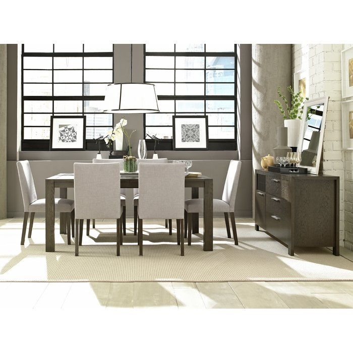 Girard 7 Piece Extendable Dining Set Dining Table Chairs