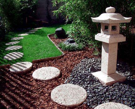 Oltre 1000 idee su giardino di ghiaia su pinterest for Aiuola zen