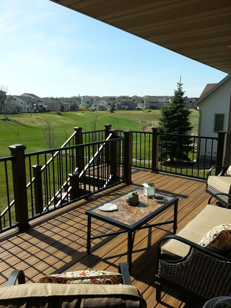have you recently completed a trex deck project show off your space to the trex