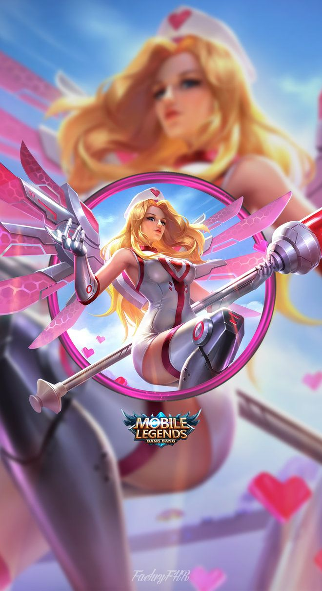 wallpaper phone rafaela biomedic by fachrifhr
