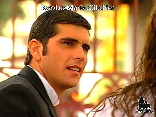 Gustavo Telenovela Luz Maria Actor Christian Meier Telenovela Cepeda Luces