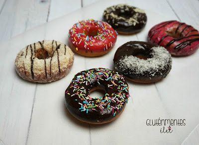 Gluténmentes amerikai fánk (donut) | Gluténmentes élet