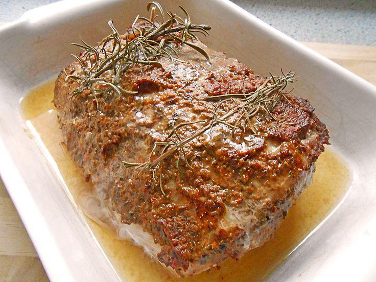 4 - Stunden Schweinerücken, griechisch, ein tolles Rezept aus der Kategorie Schwein. Bewertungen: 330. Durchschnitt: Ø 4,5.
