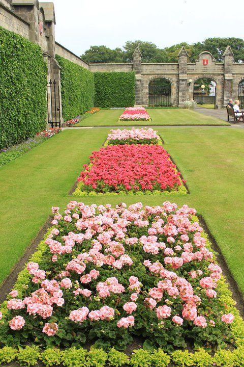 Secret Garden: 30 Best Images About Flower Bed Ideas On Pinterest
