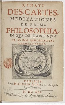 Descartes's Meditations is often used as an introductory text in Philosophy. The first two meditations, which employed the skeptical methodic doubt and concluded that only the ego and its thoughts are indubitable, have had a huge impact in the history of philosophy. They are often considered as epoch-making for modernity, and an unavoidable first step for any modern philosophical thinking.