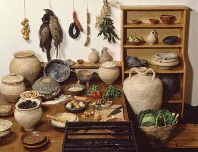 Archaeoethnologica arqueologia biopolitica livro just for Ancient roman cuisine history