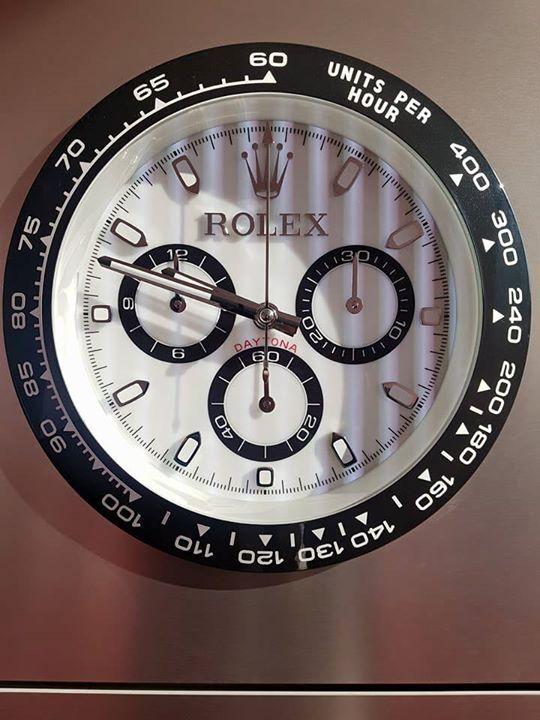 ROLEX Cronometrador y Reloj Oficial del Gran Premio de México.  #WatchesWorld, los relojes de tu vida.