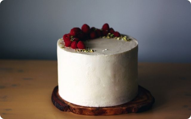 double birthday by seven spoons • tara, via Flickr: Pistachio Cake, Sweet, Pretty Cake, Food, Beautiful Cake, Wedding Cakes, Birthday Cake, Dessert