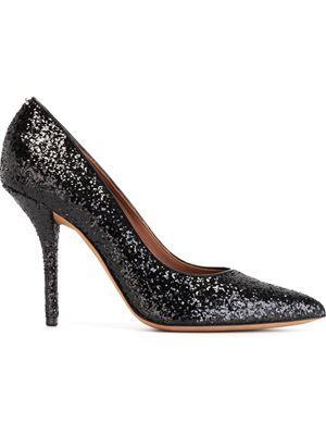 туфли с блестками
