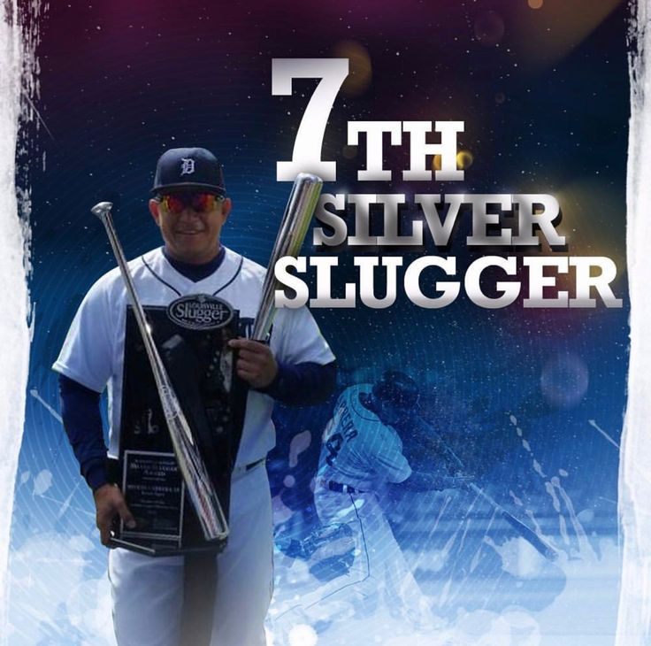 Miggy - Detroit Tigers Slugger