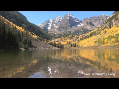 Yoga Nidra Therapy - Deep Inner Peace and Tranquility (Enhanced) - YouTube ***