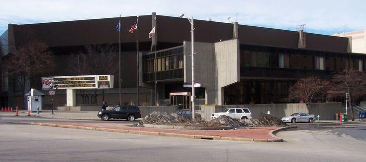Providence Civic Center (Dunkin Donuts Center)