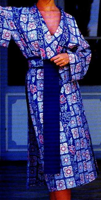 [Couture] La robe de chambre kimono - La Boutique du Tricot et des Loisirs Créatifs