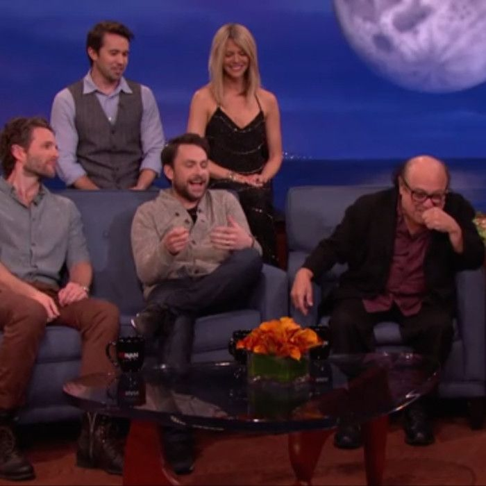 The Cast Of It's Always Sunny Remembers Their First Encounters With Danny DeVito