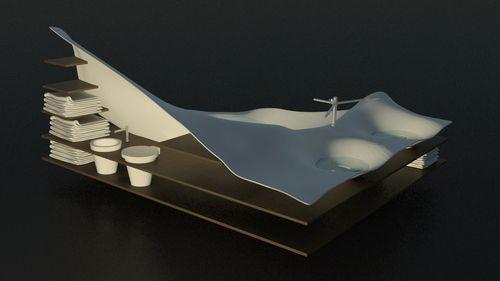 OFFICINE IADR — CRISTAL PLANT + Falper - Concorso di design.