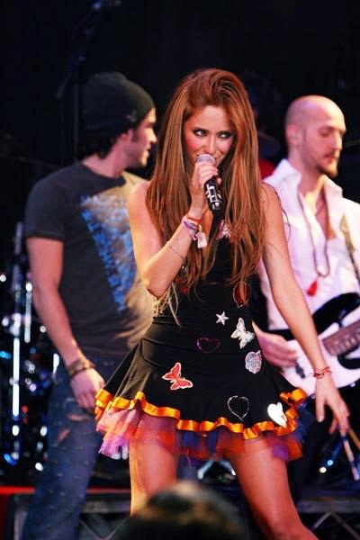 15.10.2007 - Show Privado @ Los Angeles (EUA)