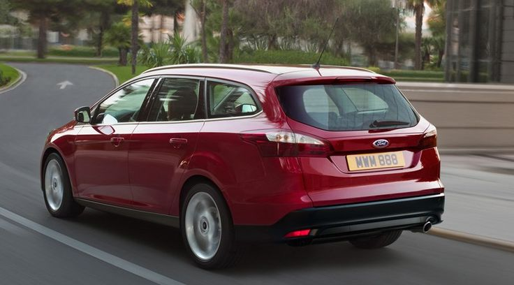 Ford Focus Estate 1.6 TDCi Econetic (2014) review