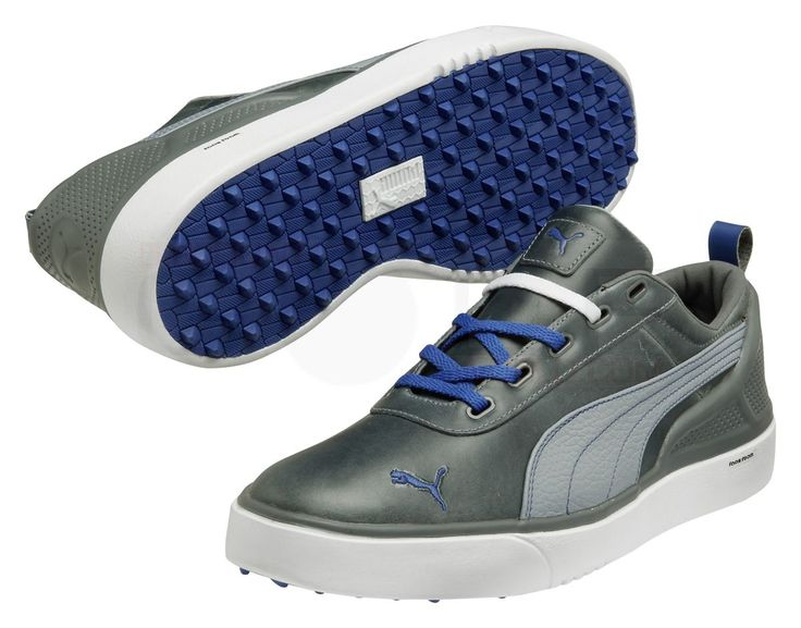 Puma styling and premium materials for enhanced performance on the course. Puma Monolite Golf Shoes | Discount Golf World