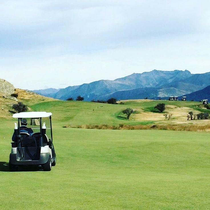 Jack's Point Open Challenge, BMW ISPS Handa New Zealand Golf Open 2016.