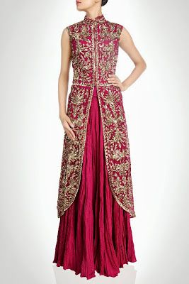 Exclusive Designer Lehengas For Bridal | Indian Bridal Collection 2013/14 | Bridal Dresses For Brides