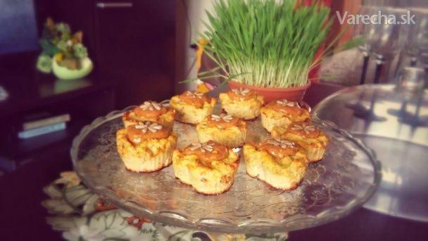 Banánové bezlepkové muffiny - Recept