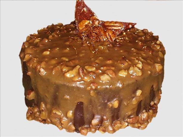 Double Fudge Chocolate Cake Calories