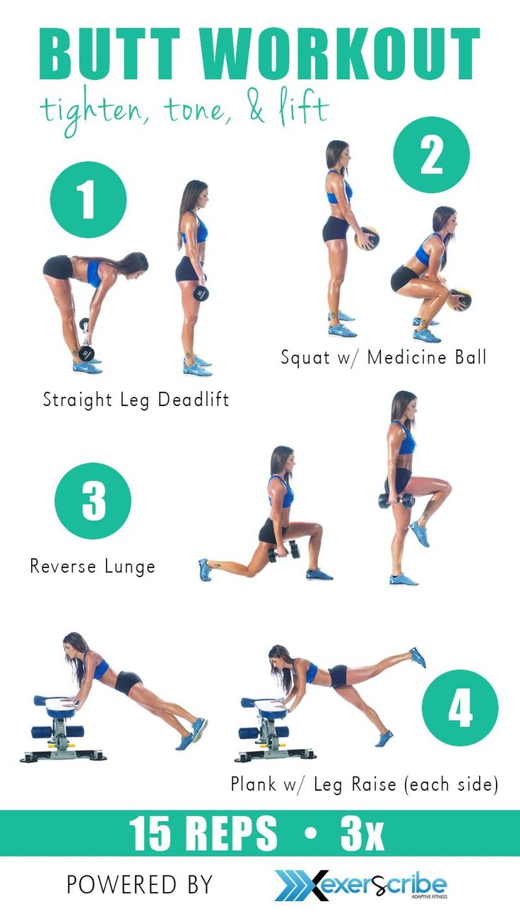 brazilian butt-lift workout - Google Search