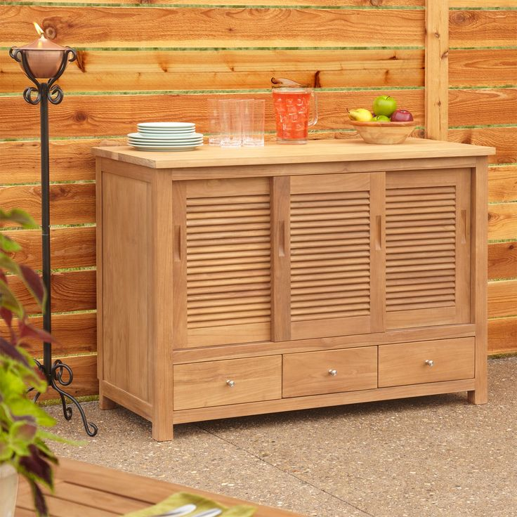 1000+ Ideas About Outdoor Kitchen Cabinets On Pinterest