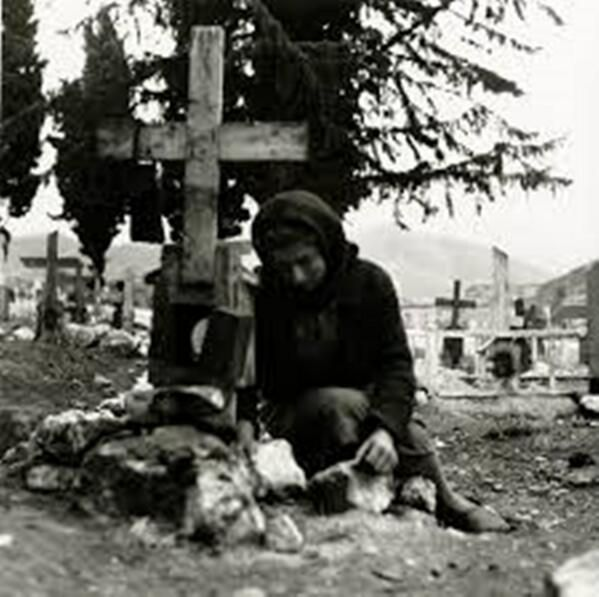 The massacre in Distomo 7/6/1944